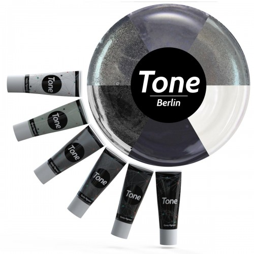 Tone Berlin Epoksi Pigment Seti 6x25 ml
