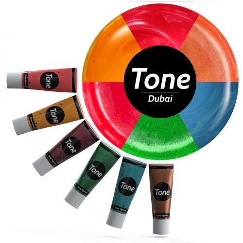 Tone Dubai Epoksi Pigment Seti 6x25 ml