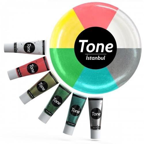 Tone İstanbul Epoksi Pigment Seti 6x25 ml