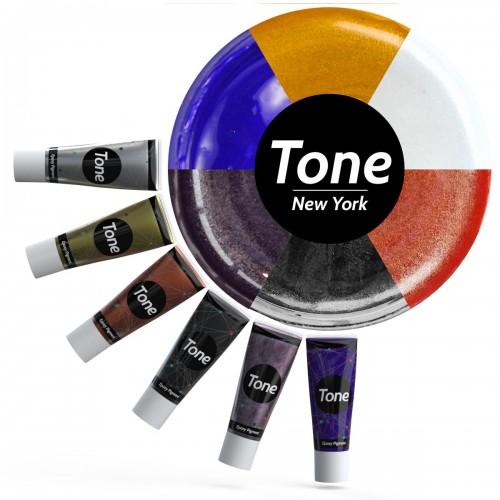 Tone New York Epoksi Pigment Seti 6x25 ml