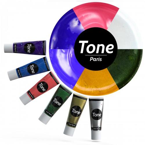 Tone Paris Epoksi Pigment Seti 6x25 ml