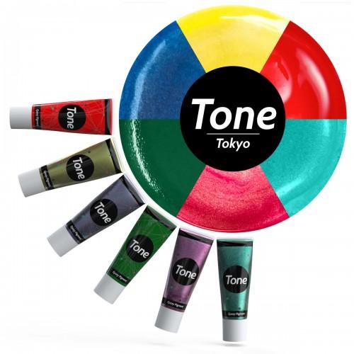 Tone Tokyo Epoksi Pigment Seti 6x25 ml