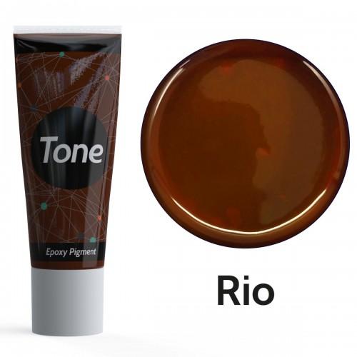 Resinin Tone Opaque Rio Opak Epoksi Pigment Renklendirici 25 ml