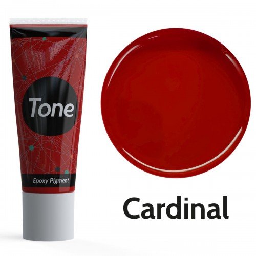 Resinin Tone Opaque Cardinal Opak Epoksi Pigment Renklendirici 25 ml