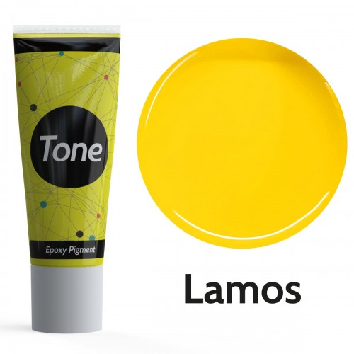 Resinin Tone Opaque Lamos Opak Epoksi Pigment Renklendirici 25 ml