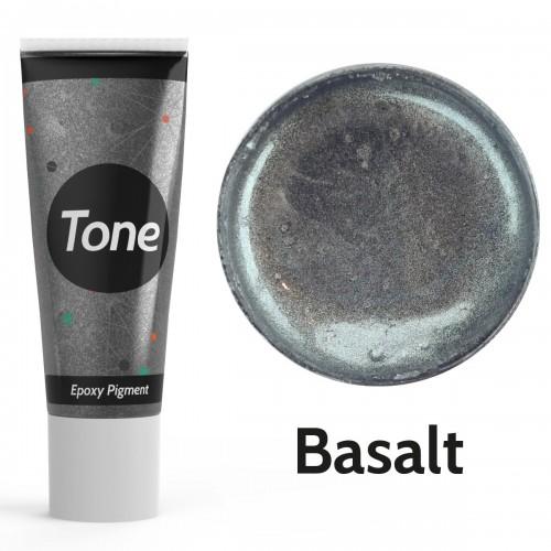 Resinin Tone Metallic Basalt Epoksi Pigment Renklendirici Metalik Renk 25 ml