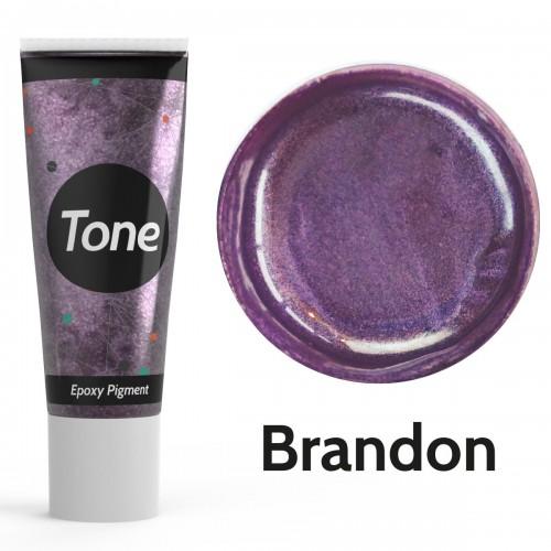 Resinin Tone Pearl Brandon Epoksi Pigment Renklendirici Sedef Renk 25 ml