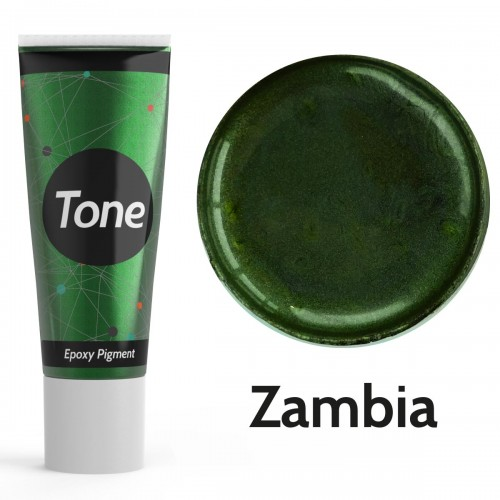 Resinin Tone Pearl Zambia Epoksi Pigment Renklendirici Sedef Renk 25 ml