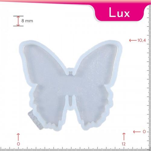 Mold-it Lux Tekli Kelebek Silikon Kalıbı