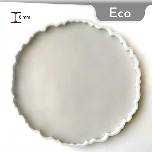 Mold-it Eco Büyük Geode Silikon Kalıbı