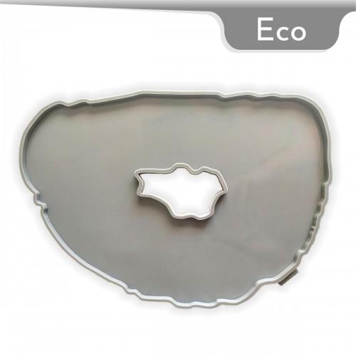 Mold-it Eco Delikli Geode Tepsi Silikon Kalıp